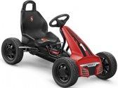 Puky Skelter F550L - Zwart-Rood