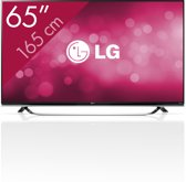 LG 65UF850V - 3D led-tv - 65 inch - UltraHD/4K - Smart tv