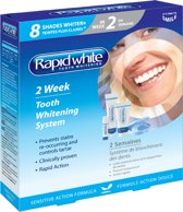 Rapid White 2 weeks whitening systeem - 5 delig - Whitening kit