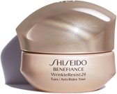 Shiseido Benefiance Wrinkle 24 Intensive Eye Contour Cream - 15 ml - Oogcrème