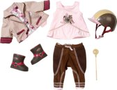 Baby Born Deluxe - Paarden Outfit
