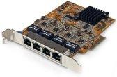 4 Port PCIe Gigabit Network Adapter Card