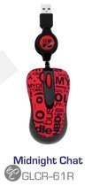 Chat Room - Midnight Chat - Retractable G-Laser Mouse