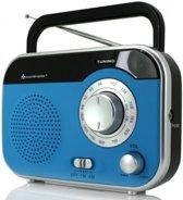 Soundmaster TR410BL blauw