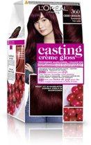 L'Oréal Paris Casting Creme Gloss - 360 Black Cherry - Crèmekleuring