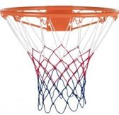 Rucanor Basketbalring + Net - Oranje