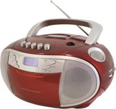 Soundmaster SCD6900RO rood