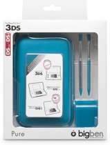 Bigben Accessoirepakket Blauw 3DS + DS Lite + DSi