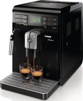 Saeco Moltio HD8766/01 - Volautomaat espressomachine - Zwart