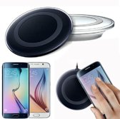 Qi Oplader Wireless Charging Pad voor Galaxy S6 - Wit