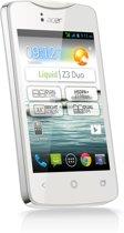 Acer Liquid Z3 Dual Sim - Wit