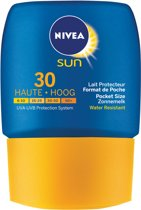 Nivea Sun Adult - Zonnebrandcreme - Pocketsize  - 50 ml