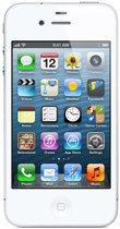 Apple iPhone 4s 16GB - Wit