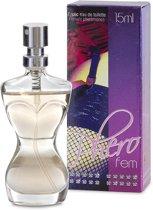 Pherofem Eau de Parfum  - 15 ml - Lustopwekkende Spray