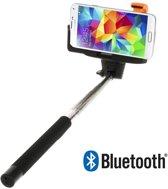 Shop4 - LG G4 Selfie Stick Bluetooth Zwart