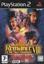 Romance of Three Kingdoms 8