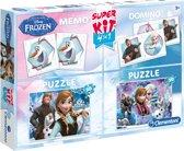 Frozen Super Kit 4 In 1 - Kinderspel