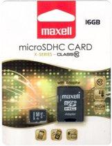 Maxell Micro SDHC Card 16GB Class 10