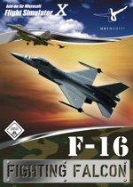 Fighting Falcon X - F-16 (Flight Simulator X Add-On)