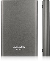 Adata Choice HC500 500GB - Externe harde schijf / Grijs