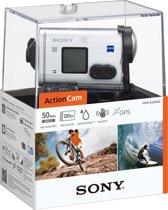 Sony HDR-AS200V met Wi-Fi en GPS