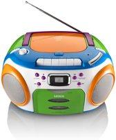Lenco SCR-97 MP3 - Radio/CD-speler - Kids