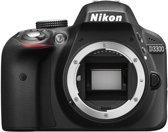 Nikon D3300 Body - Spiegelreflexcamera - Zwart