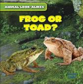 9780007422050 - Sue Barraclough - Frog or Toad?