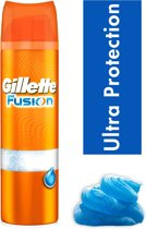 Gillette Fusion Ultra Protection - 200 ml - Scheergel