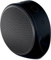 Logitech X100 - Bluetooth-speaker - Grijs