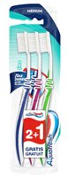 Aquafresh 2+1 Flex Medium - Tandenborstel