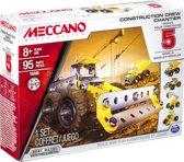 Meccano Quarry Truck - 5 Modellen
