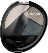 Deborah Milano ES Design Quad - 1 Black - Oogschaduw
