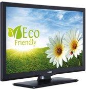 AKAI ALED2222BK - Led-tv - 22 inch met ingebouwde DVD-speler - Full HD - Zwart