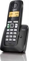Gigaset A220 - Single DECT telefoon - Zwart