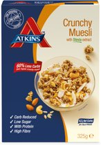 Atkins Day Break Knapperig - 325 gr - Muesli
