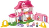 Fisher-Price Little People Geluiden Huis - Speelset