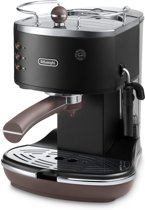 De'Longhi Icona Vintage ECOV311.BK Handmatige Espressomachine -  Zwart