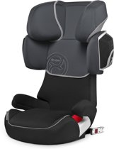 Cybex Solution X2-Fix - Autostoel - Storm Cloud - dark grey