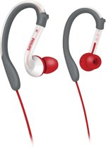 Philips - TCH300/10 Adjustable fit Sports earhook headphones