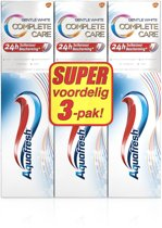 Aquafresh Complete Care Whitening 3x75ml - Tandpasta