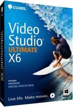 Corel Video Studio Pro X6 Ultimate - Engels