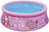 Intex Easy Set Opblaasbaar Zwembad - 183 cm - Hello Kitty