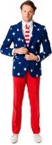 OppoSuits Stars and Stripes - Kostuum - Maat 56