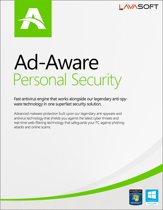 Ad-Aware Personal Security - Engels / 5 apparaten / 1 jaar