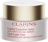 Clarins Capital Lumiere Jour - 50 ml - Dagcreme