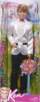 Barbie Bruidegom Ken - Barbie pop