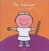 Prentenboek De bakker