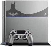 Sony PlayStation 4 Console 500GB + 1 Wireless Dualshock 4 Controller + Batman: Arkham Knight - Steelgrey limited edition PS4 Bundel