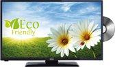 AKAI ALED3222BK - Led-tv met ingebouwde DVD - 32 inch - HD-ready - Zwart